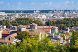 View over City from Janiculum Hill, Rome, Lazio, Italy, Europe Photographic Print by Nico Tondini