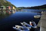 Lauvsnes, Flatanger, Nord-Trondelag, Norway, Scandinavia, Europe Photographic Print by David Pickford