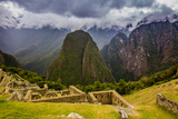 Machu Picchu Incan Ruins, UNESCO World Heritage Site, Sacred Valley, Peru, South America Photographic Print by Laura Grier