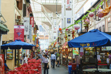 Food Street in Chinatown, Singapore, Southeast Asia, Asia Photographic Print by Fraser Hall