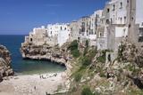 Polignano a Mare, Bari District, Puglia, Italy, Europe Photographic Print by Markus Lange