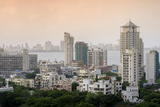 General View of the Skyline of Central Mumbai (Bombay), Maharashtra, India, Asia Photographic Print by Alex Robinson