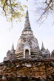 Stupa (Chedi) at Wat Mahathat, Ayutthaya, UNESCO World Heritage Site, Thailand, Southeast Asia Photographic Print by Alex Robinson