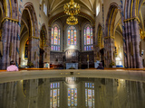 St. Andrew's Cathedral, Glasgow, Scotland, United Kingdom, Europe Photographic Print by Jim Nix