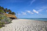 Playa Larga, Cayo Coco, Jardines Del Rey, Ciego De Avila Province, Cuba Photographic Print by Jane Sweeney