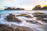 Otamure Bay at Sunrise, Whananaki, Northland Region, North Island, New Zealand, Pacific Photographic Print by Matthew Williams-Ellis