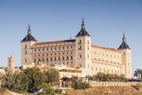 The Alcazar of Toledo, Spain, Europe Photographic Print by Julian Elliott