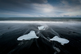 Jokulsarlon, Iceland, Polar Regions Photographic Print by Bill Ward