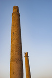 Minarets in Herat, Afghanistan, Asia Photographic Print by Alex Treadway