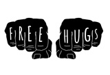 Knuckle Hugs Prints