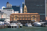 Auckland Ferry Terminal, Auckland, North Island, New Zealand, Pacific Photographic Print by Matthew Williams-Ellis