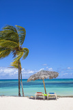 Playa Guardalvaca, Holguin Province, Cuba, West Indies, Caribbean, Central America Reproduction photographique par Jane Sweeney