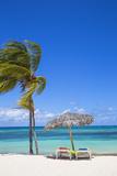 Playa Guardalvaca, Holguin Province, Cuba, West Indies, Caribbean, Central America Fotografie-Druck von Jane Sweeney