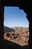 The Ruined City of Shahr-E Zohak in the Bamiyan Province, Afghanistan, Asia Photographic Print by Alex Treadway
