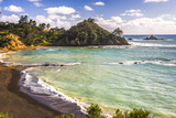 Sandy Beach on Tutukaka Coast, Northland Region, North Island, New Zealand, Pacific Photographic Print by Matthew Williams-Ellis