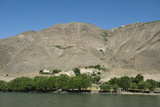 The Panjshir River, Afghanistan, Asia Photographic Print by Alex Treadway