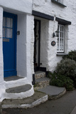 Traditional Fisherman's Cottage Now Done Up for a Holiday Residence, Polperro, Cornwall, UK Photo by Natalie Tepper