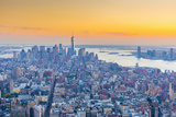Manhattan, Lower Manhattan and Downtown, World Trade Center, Freedom Tower, New York Photographic Print by Alan Copson