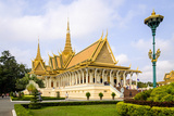 Royal Palace, Built in 1860, Phnom Penh, Cambodia, Indochina, Southeast Asia, Asia Photographic Print by Nathalie Cuvelier