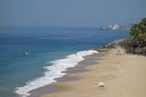 Beach and Ocean, Niraamaya, Kovalam, Kerala, India, Asia Photographic Print by James Strachan