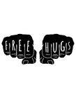 Knuckle Hugs (Vert) Posters