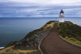 Cape Reinga Lighthouse (Te Rerenga Wairua Lighthouse), Aupouri Peninsula, Northland Photographic Print by Matthew Williams-Ellis