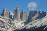 Torres Del Paine National Park, Patagonia, Chile, South America Photographic Print by Pablo Cersosimo