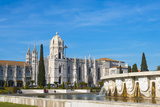 Mosteiro Dos Jeronimos (Monastery of the Hieronymites), UNESCO World Heritage Site, Belem Photographic Print by G&M Therin-Weise