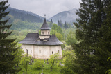 Sucevita Monastery, a Gothic Church, One of the Painted Churches of Northern Moldavia Photographic Print by Matthew Williams-Ellis