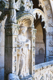 Sculpture, Courtyard of the Two-Storied Cloister Photographic Print by G&M Therin-Weise