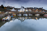 Fishing Boats in the Harbour at Crail at Dusk, East Neuk, Fife, Scotland, United Kingdom, Europe Photographic Print by Andrew Sproule