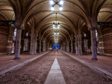 Rijksmuseum, Amsterdam, the Netherlands, Europe Photographic Print by Jim Nix
