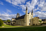 Abbey of Fontevraud (Fontevraud L'Abbaye), Dated 12th to 17th Centuries, UNESCO World Heritage Site Photographic Print by Nathalie Cuvelier