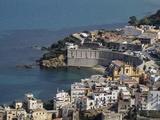 Castallammare Del Golfo, Trapani Province, Sicily, Italy, Mediterranean, Europe Photographic Print by Jean Brooks