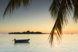 View of Kuramathi Island, Rasdhoo Island, Northern Ari Atoll, Maldives, Indian Ocean, Asia Photographic Print by Ian Trower