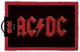 AC/DC Door Mat Sjove ting