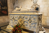 Tomb of Vasco Da Gama, Santa Maria Church, Mosteiro Dos Jeronimos (Monastery of the Hieronymites) Photographic Print by G&M Therin-Weise