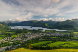 Keswick Photographic Print by Garry Ridsdale