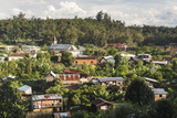 Andasibe Town, Eastern Madagascar, Africa Photographic Print by Matthew Williams-Ellis