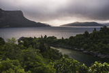 Lake Waikaremoana, Te Urewera, Eastland, North Island, New Zealand, Pacific Photographic Print by Matthew Williams-Ellis