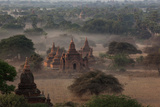 Ruins of Bagan (Pagan), Myanmar (Burma), Asia Photographic Print by Colin Brynn