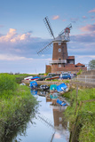 Cley Windmill, Cley-Next-The-Sea, North Norfolk, Norfolk, England, United Kingdom, Europe Photographic Print by Alan Copson