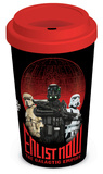 Star Wars Rogue One - Enlist Now Travel Mug Mok