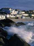 St Ives, Cornwall with Tate of the West Photo by John Edward Linden
