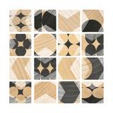 Art Kitchen - Graphic Blocks 8 *Exclusive* Umění