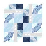 Art Kitchen - Curves & Lines 1 *Exclusive* Plakát