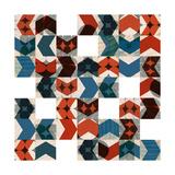 Art Kitchen - Graphic Blocks 5 *Exclusive* Obrazy