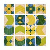 Art Kitchen - Graphic Blocks 2 *Exclusive* Umělecké plakáty