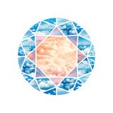Art Kitchen - Clouds Gem *Exclusive* Obrazy