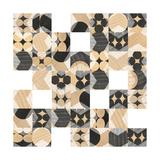 Art Kitchen - Graphic Blocks 7 *Exclusive* Reprodukce
